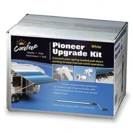 Buy Carefree 850003 Endcap Upgrade Kit Pioneer White - Patio Awning Parts