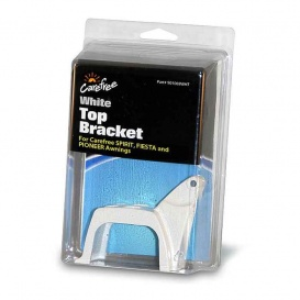 Buy Carefree 901018W Top Bracket White - Patio Awning Parts Online|RV