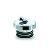 Strybuc  Flip-It Tub Stopper Chrome  NT10-2029 - Tubs and Showers - RV Part Shop Canada