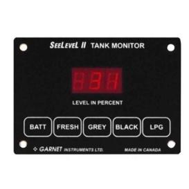 Buy Garnet 709P31003 TANK MONITOR SYSTEM FOR 3 TANK RV - Sanitation
