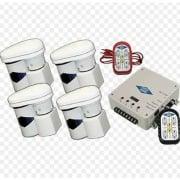 Rieco-Titan  Electric Conversion Kit  NT15-1811 - Jacks and Stabilization - RV Part Shop Canada
