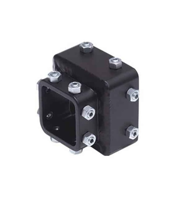 Buy Surco Products AS100 Anti-Sway Bracket for Recv Black Rack - Receiver