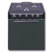 """Suburban  22\\"""" Black Range 3 Burner Steel Door   NT62-9811 - Ranges and Cooktops - RV Part Shop Canada"""