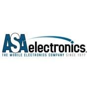 ASA Electronics  2 Channel 400W Amplifier   NT24-3802 - Audio CB & 2-Way Radio - RV Part Shop Canada