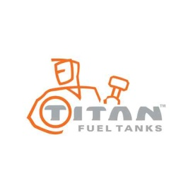 Buy By Titan Fuel Tanks Dodge 2013-2015 Spare Tire Auxiliary Fuel System