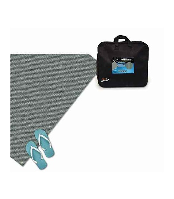 Buy Carefree 181671 Dura-Mat 8X16 Gray - Camping and Lifestyle Online|RV
