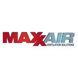 Buy Maxxair Vent 1020115W Maxxair II Hardware Kit White - Exterior