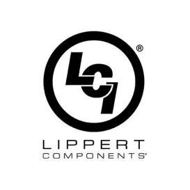 Buy Lippert 159041 Spare Tire Carrier W/Offset Winch - RV Storage