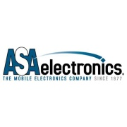 ASA Electronics  300W 4-Channel Amplifier   NT24-3801 - Audio CB & 2-Way Radio - RV Part Shop Canada