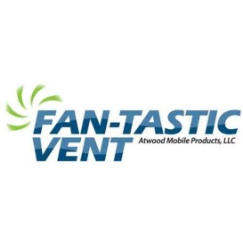 "Buy Fantastic Vent K2040-81 Garnish 4.5"" White - Exterior Ventilation"