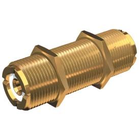 Buy Shakespeare PL-258-L-G PL-258-L Barrel Connector - Marine