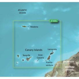Buy Garmin 010-C0750-00 BlueChart g2 Vision HD - VAF450S - Madeira &