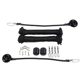 Buy Lee's Tackle RK0322LS Single Rig Kit - Up To 25ft Outriggers -