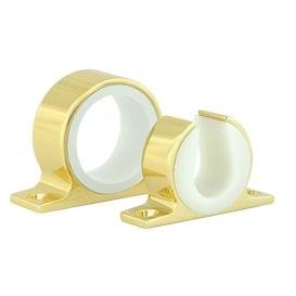Buy Lee's Tackle MC70GL Single Rod Rack Set - Bright Gold Finish - Hunting