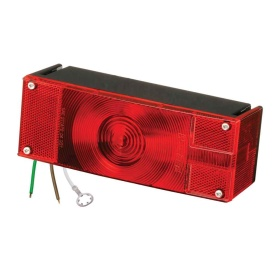 Buy Wesbar 403076 Low Profile 7 Function Right-Curbside Trailer Light