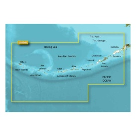 Buy Garmin 010-C0735-00 BlueChart g3 Vision HD - VUS034R - Aleutian