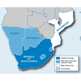 Buy Garmin 010-11595-00 City Navigator - Southern Africa NT - microSD /SD