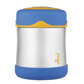 Buy Thermos B3000BL002 Foogo Leak-Proof Food Jar Blue 10 oz - Outdoor