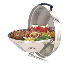 Buy Magma A10-104 Marine Kettle Charcoal Grill w/Hinged Lid - Camping