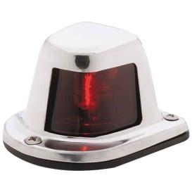Buy Attwood Marine 66319R7 1-Mile Deck Mount, Red Sidelight - 12V -