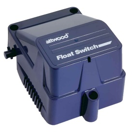 Buy Attwood Marine 4201-7 Automatic Float Switch w/Cover - 12V & 24V -