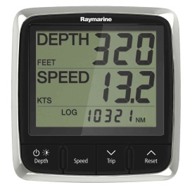 Buy Raymarine E70060 i50 Tridata Display - Marine Navigation &