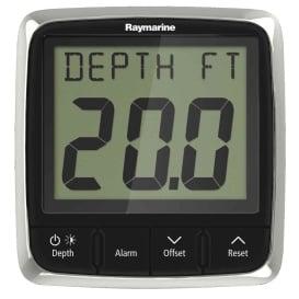 Buy Raymarine E70148 i50 Depth Display System w/Thru-Hull Transducer -