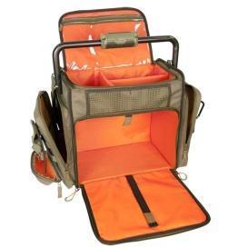 Buy Wild River WN3702 FRONTIER Lighted Bar Handle Tackle Bag w/o Trays -