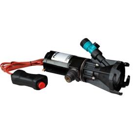 Buy FloJet 18555000A Portable Self-Priming RV Macerator Waste Pump Kit -