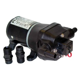 Buy FloJet 04406143A Quiet Quad Water System Pump - 12VDC - Marine
