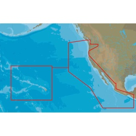 Buy C-MAP NA-D024-FULL 4D NA-D024 - USA West Coast & Hawaii - Full
