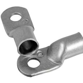 """Buy Ancor 244285 Heavy Duty Lugs - 1/0 Gauge Wire - 5/16"""" Post - 100-Pack"""