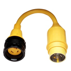 Buy Marinco 110A 110A Pigtail Adapter - 30A Female to 50A Male - Marine