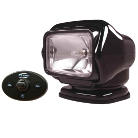 Buy Golight 3021 Stryker Searchlight 12V w/Wired Dash Control & 20' Wire