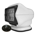 LED Stryker Searchlight w/Wired Dash Remote - Permanent Mount - White