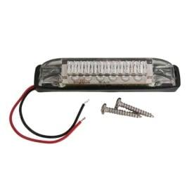 """Buy Attwood Marine 6355W7 4"""" LED Utility Courtesy Light - 12V - Marine"""