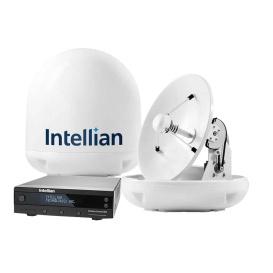 "Buy Intellian B4-419Q i4P Linear System w/17.7"" Reflector & Universal Quad"