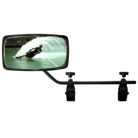 Buy Attwood Marine 13066-7 Clamp-On Ski Mirror - Universal Mount - Boat