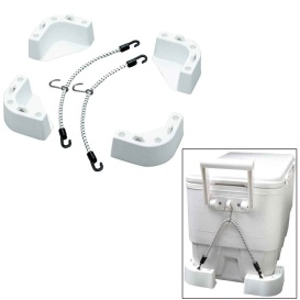 Buy Attwood Marine 14137-7 Cooler Mounting Kit - Boat Outfitting