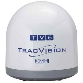 Buy KVH 01-0371 TracVision TV6 Empty Dummy Dome Assembly - Marine Audio