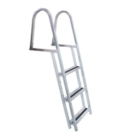 Buy Dock Edge 2053-F STAND-OFF Aluminum 3-Step Ladder w/Quick Release -