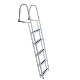 Buy Dock Edge 2055-F STAND-OFF Aluminum 5-Step Ladder w/Quick Release -