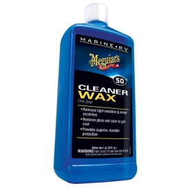 Buy Meguiar's M5032 50 Boat/RV Cleaner Wax - Liquid 32oz - Boat Outfitting