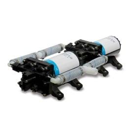 Buy Shurflo 4558-163-E75 High Flow Dual Pump System - 24 VDC, 10.0 GPM -