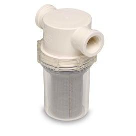 """Buy Shurflo 253-120-01 1/2"""" Raw Water Strainer - 50 Mesh Screen - Marine"""