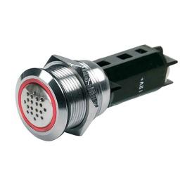 Buy Marinco 80-511-0009-01 12V Buzzer w/Warning Light - Red - Marine