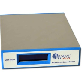 Buy Wave WiFi MBR-300 PRO Marine Broadband Router - 3 Source - Marine