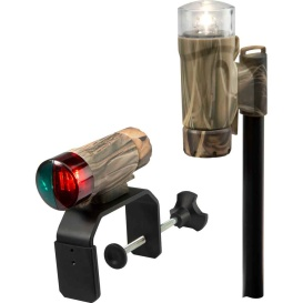 Buy Attwood Marine 14191-7 Clamp-On Portable LED Light Kit - RealTree