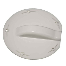 Coax Cable Entry Cover Plate