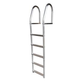 Buy Dock Edge 2075-F Fixed Eco - Weld Free Aluminum 5-Step Dock Ladder -